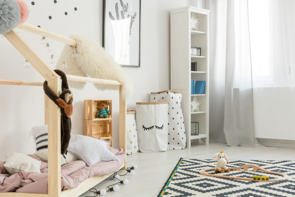 Helping Your Child Create Their Perfect Bedroom